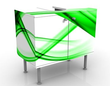 Mobile per lavabo design Green Element