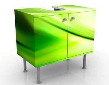 Mobile per lavabo design Green Valley