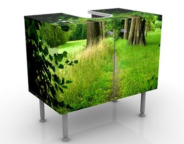 Mobile per lavabo design Hidden Glade