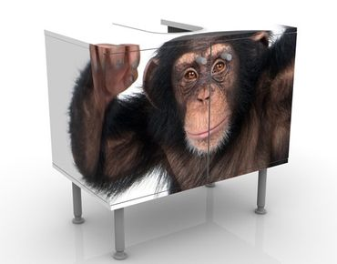 Mobile per lavabo design Cheery Monkey