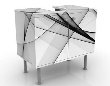 Mobile per lavabo design Vibration