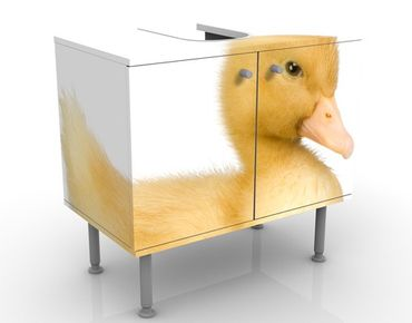 Mobile per lavabo design Ducky III