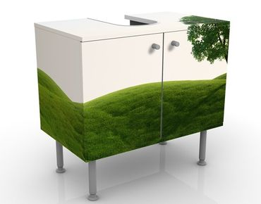 Mobile per lavabo design Green Ease