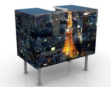Mobile per lavabo design Tokyo Tower