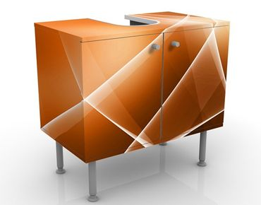 Mobile per lavabo design Orange Sound