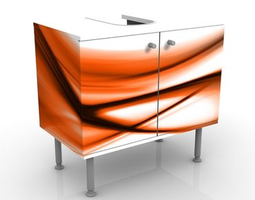 Mobile per lavabo design Orange Touch