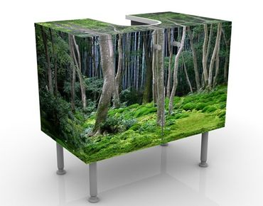 Mobile per lavabo design Japanese Forest
