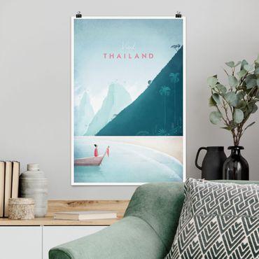 Poster - Poster Viaggio - Thailandia - Verticale 3:2