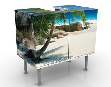 Mobile sottolavabo - Spiaggia da sogno - Mobile bagno