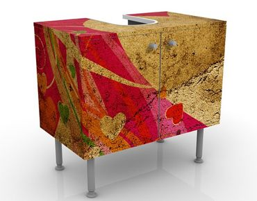 Mobile per lavabo design Lava Love