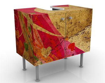 Mobile per lavabo design Lava Love