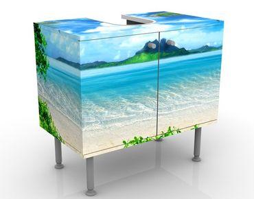 Mobile sottolavabo - Vacanza dei sogni - Mobile bagno blu