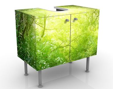 Mobile per lavabo design Dream Magic Forest