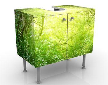 Mobile per lavabo design Dream Magic Forest