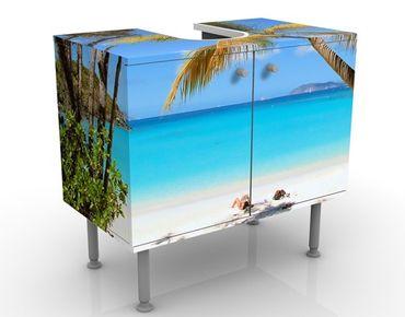 Mobile per lavabo design Les Seychelles