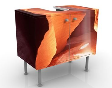 Mobile per lavabo design Well In The Antelope Canyon