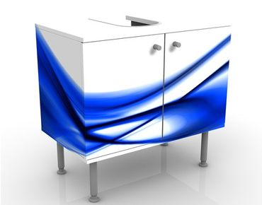Mobile per lavabo design Blue Touch No.2