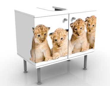 Mobile per lavabo design Sweet Lion Babys