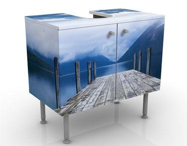 Mobile per lavabo design Nelson Lake National Park