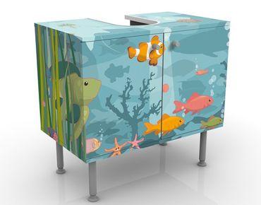 Mobile per lavabo design no.EK57 Underwater Landscape