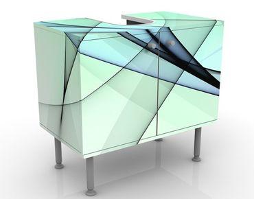 Mobile per lavabo design Evolution