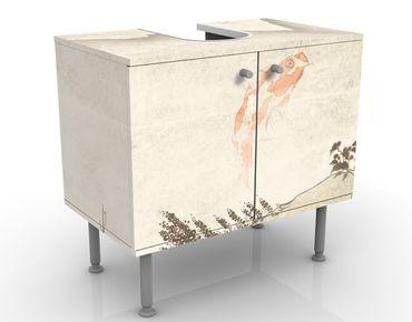 Mobile per lavabo design no.MW8 Japanese Silence