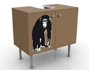 Mobile per lavabo design no.TA10 Chimpanzee