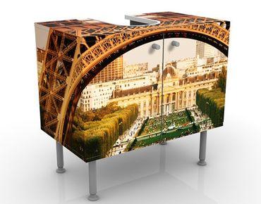 Mobile per lavabo design French View