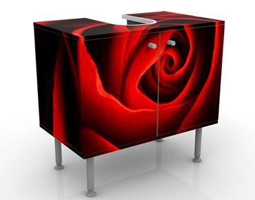 Mobile per lavabo design Lovely Rose