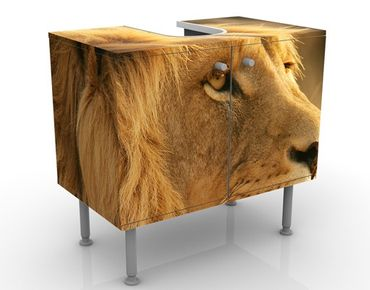 Mobile per lavabo design King Of Lions