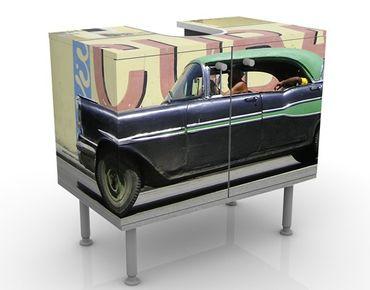 Mobile per lavabo design Show Me Cuba