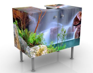 Mobile per lavabo design Summer Fairytale