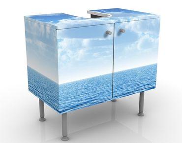 Mobile per lavabo design Shining Ocean