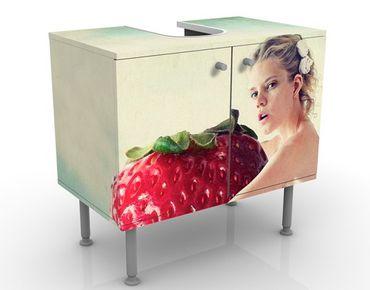 Mobile per lavabo design Strawberryprincess