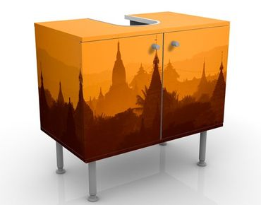 Mobile per lavabo design Town Of Temples In Myanmar