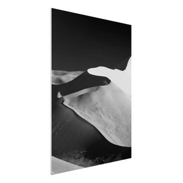 Quadro in forex - Deserto - Estratto Dunes - Verticale 3:4