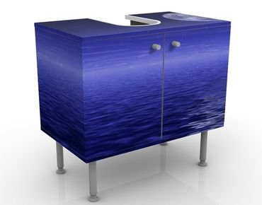 Mobile per lavabo design Moon And Ocean