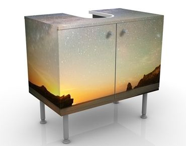 Mobile per lavabo design Starry Sky Over The Sea