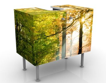 Mobile per lavabo design Morning Light