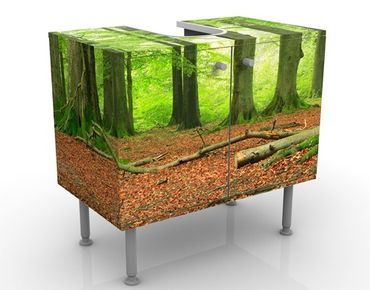 Mobile per lavabo design Mighty Beech Trees