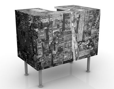 Mobile per lavabo design Midtown Manhattan II