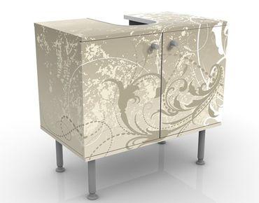 Mobile per lavabo design Perlmutt Ornament Design