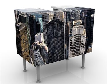 Mobile per lavabo design In The Middle Of New York