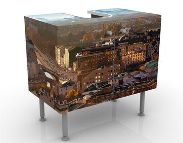 Mobile per lavabo design Moscow