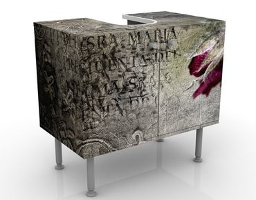 Mobile per lavabo design Mystic Flower