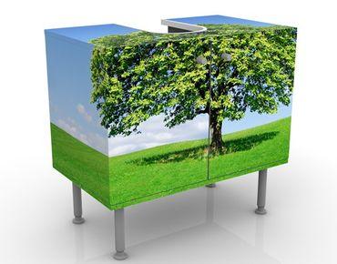 Mobile per lavabo design Panoramic
