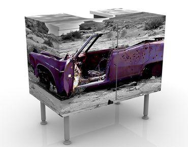 Mobile per lavabo design Pink Cadillac