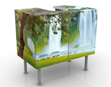 Mobile per lavabo design Paradise On Earth