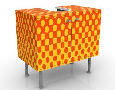 Mobile per lavabo design Retro Disco Ball