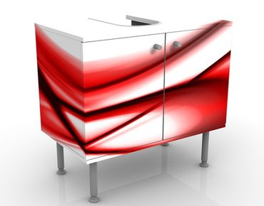 Mobile per lavabo design Red Touch